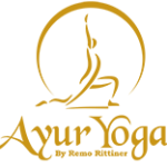 Logo Ayur Yoga by Remo Rittiner