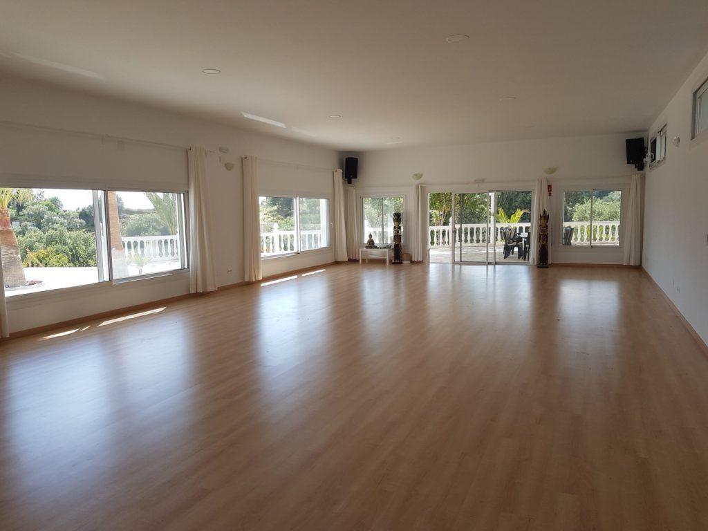 Die Seminarhalle (125 m²)